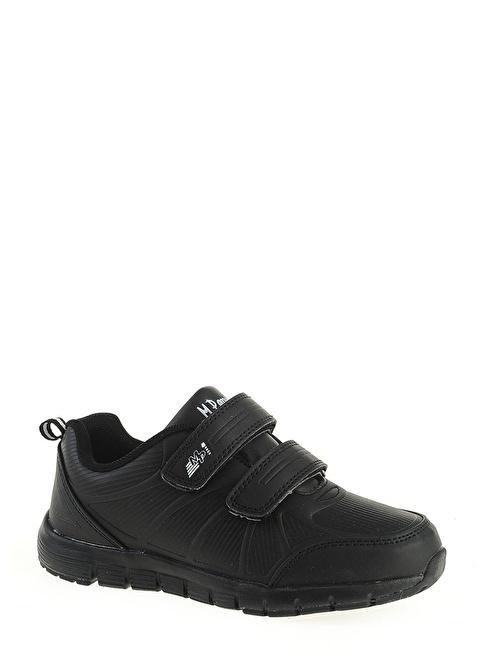 Mpone Spor Ayakkabı Siyah